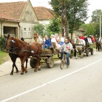 Wagon Tour of Stara Moravica