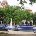 Blue Fountain - Subotica