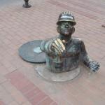 Bronze Sculpture  - Subotica
