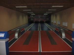 Stara Moravica NinePins bowling lanes
