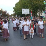Towns day in Backa Topola